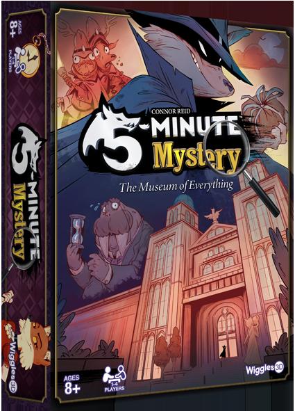 5-Minute <b>Mystery</b>