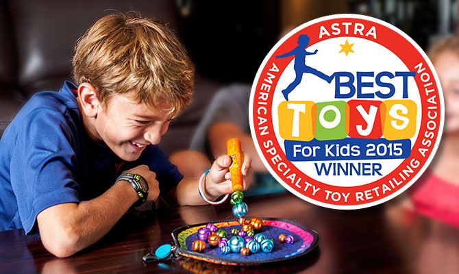 "Toys For Awards : Wiggles d bellz wins ""best toys for kids astra award"